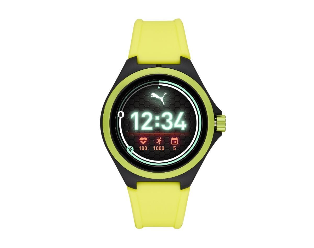 Puma Smartwatch Header