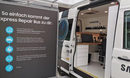 Samsung Express Bus