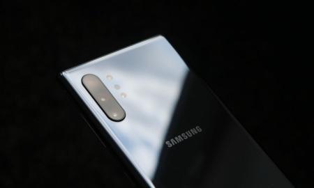 Samsung Galaxy Note 10 Test1