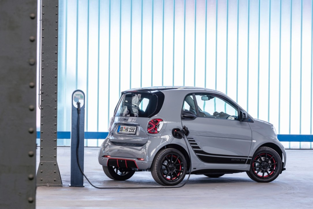 Die Neue Generation: Smart Eq Fortwo Coupé The New Generation: Smart Eq Fortwo Coupé