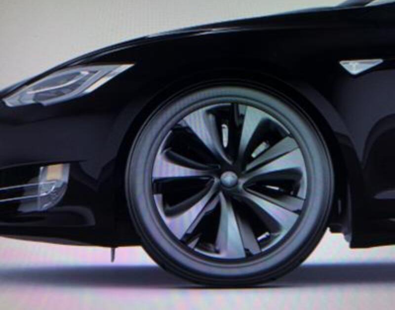 Tesla Model S Felge Neu