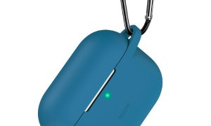 Apple Airpods Pro Case Blau