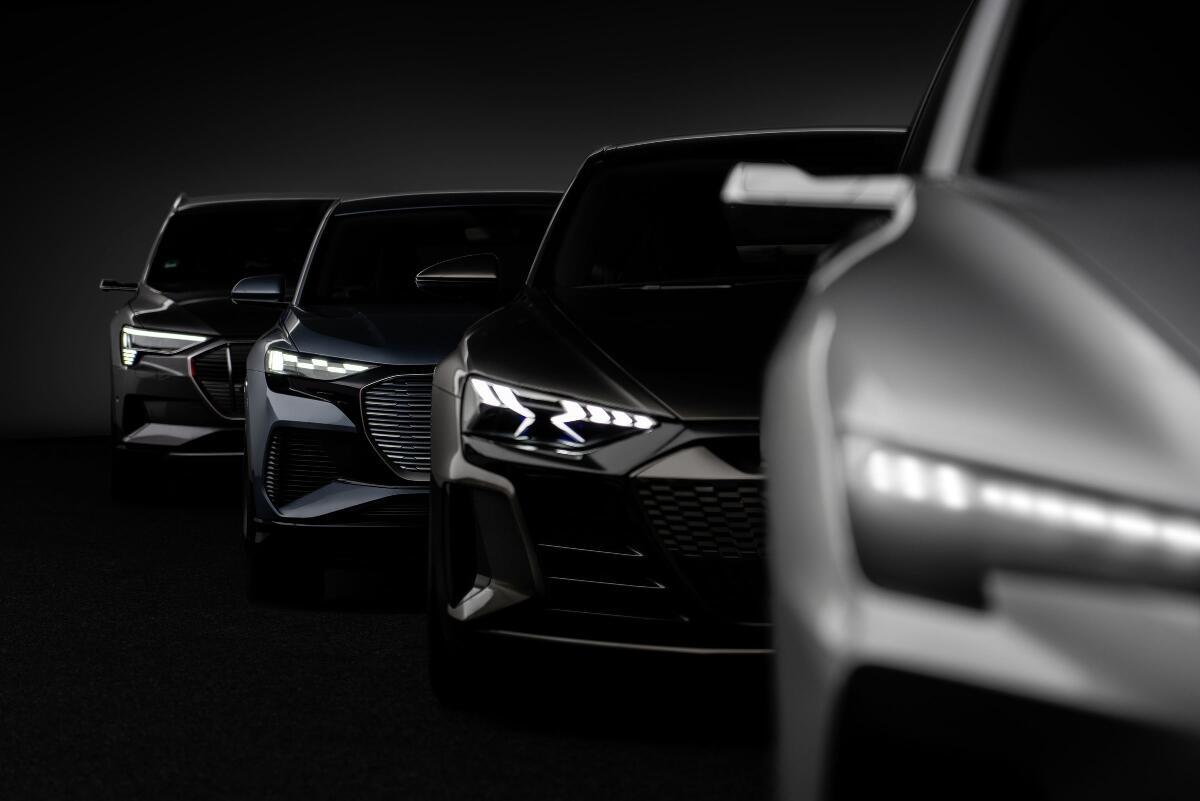 Audi Elektro Header
