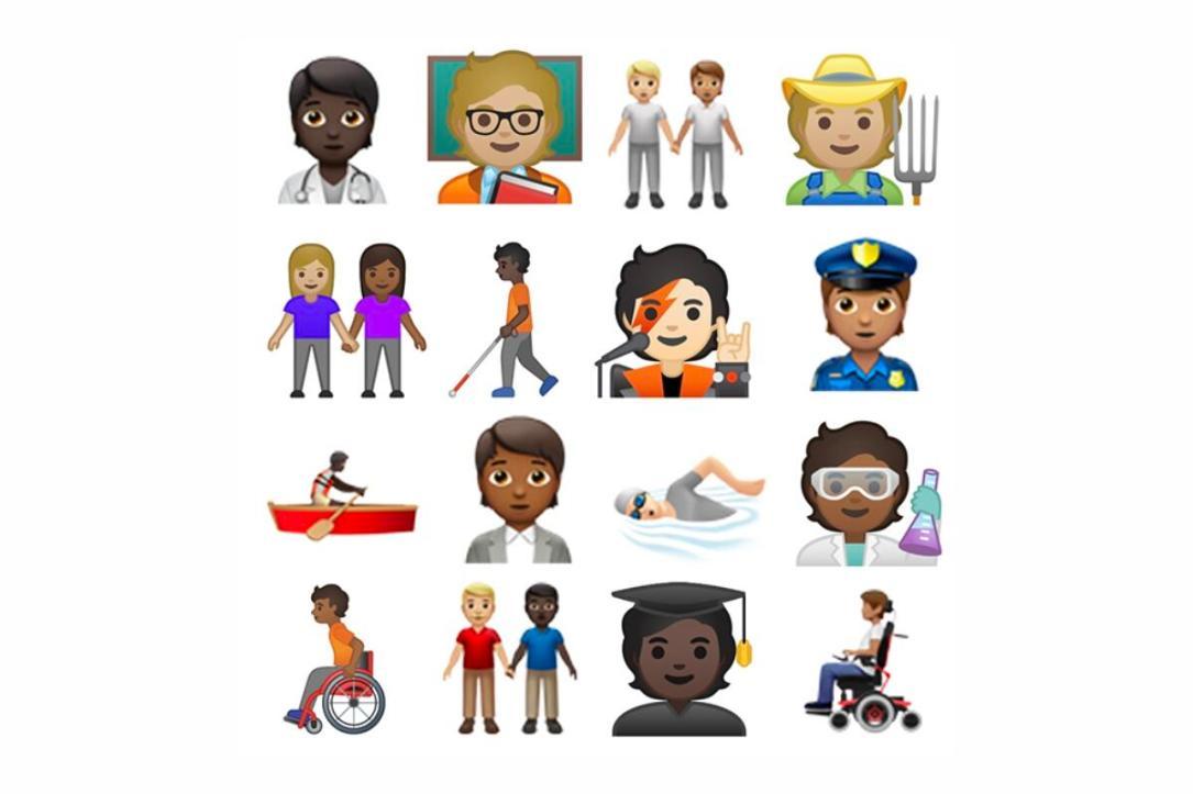 Emoji 12.1 Update