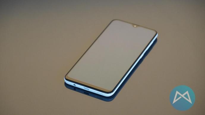 Galaxy A30s Display