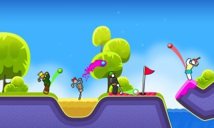 Golf Blitz Header