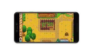Google Play Gaming Spiel Header