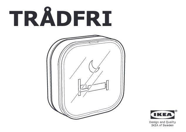 Ikea Tradfri Button