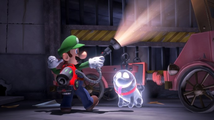Luigis Mansion 3 Screen6