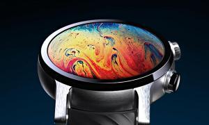 Moto 360 Display