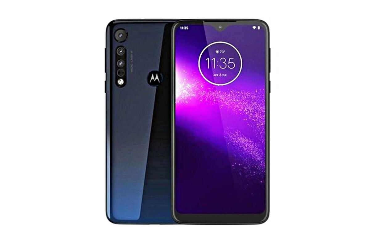 Motorola One Macro Leak