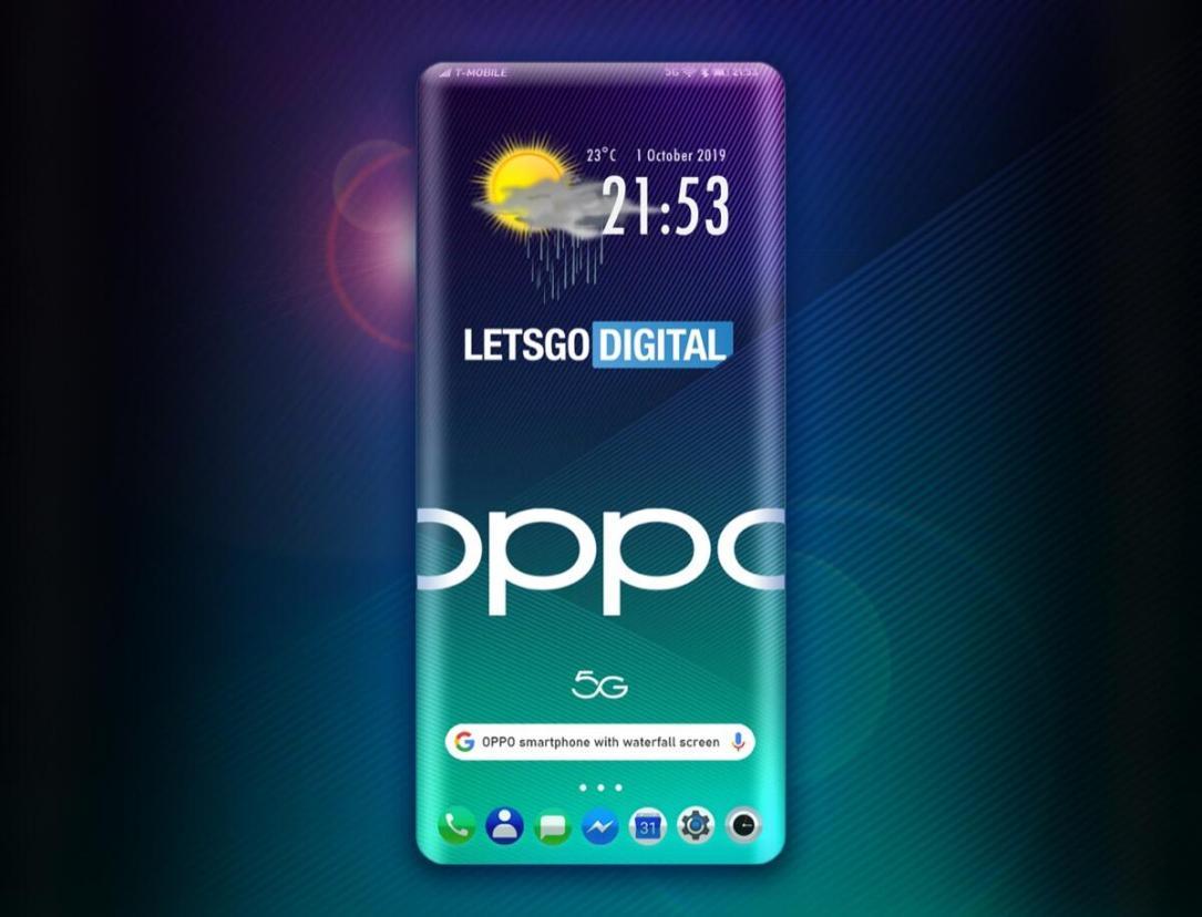 Oppo 3d Smartphone