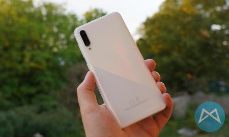 Samsung Galaxy A30s Rueckseite