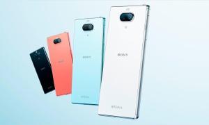 Sony Xperia 8 2
