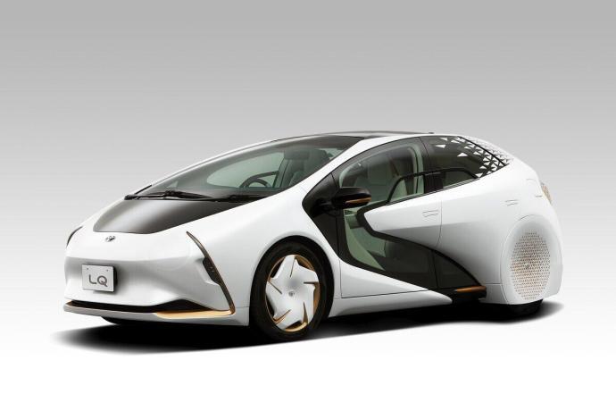 Toyota Lq 4