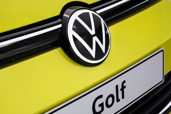 Vw Golf 8 Logo