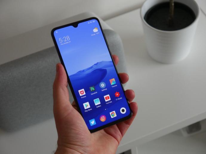 Xiaomi Mi 9 Pro Eindruck3