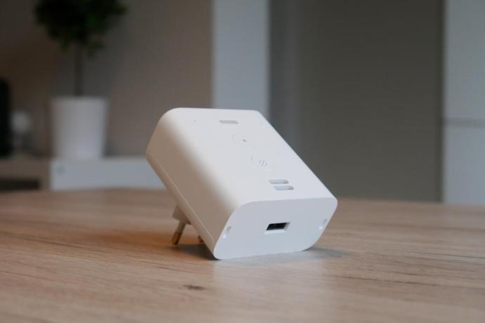 Amazon Echo Flex Header