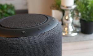 Amazon Echo Studio Alexa Test1