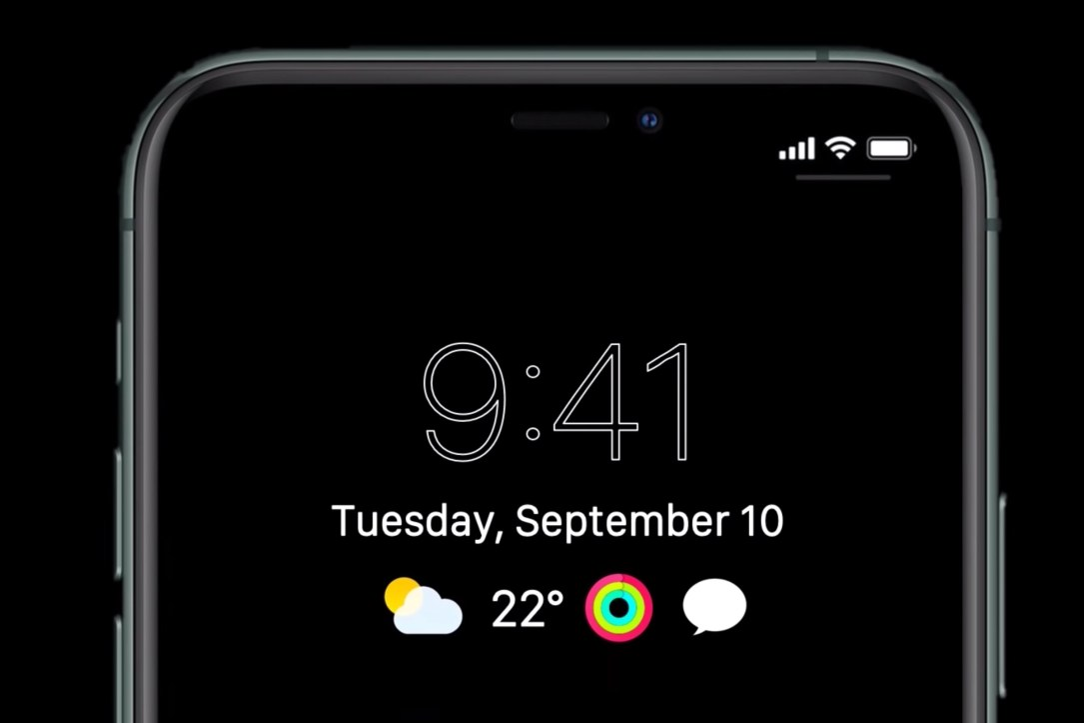 Apple Ios 14 Konzept