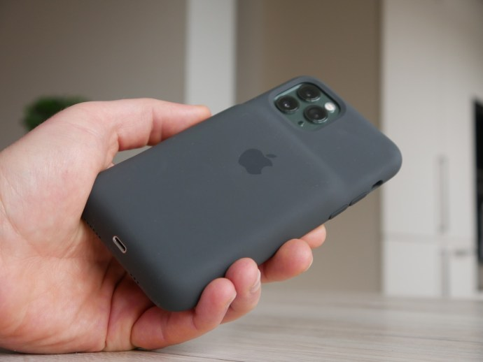 Apple Iphone 11 Pro Smart Battery Case Test4