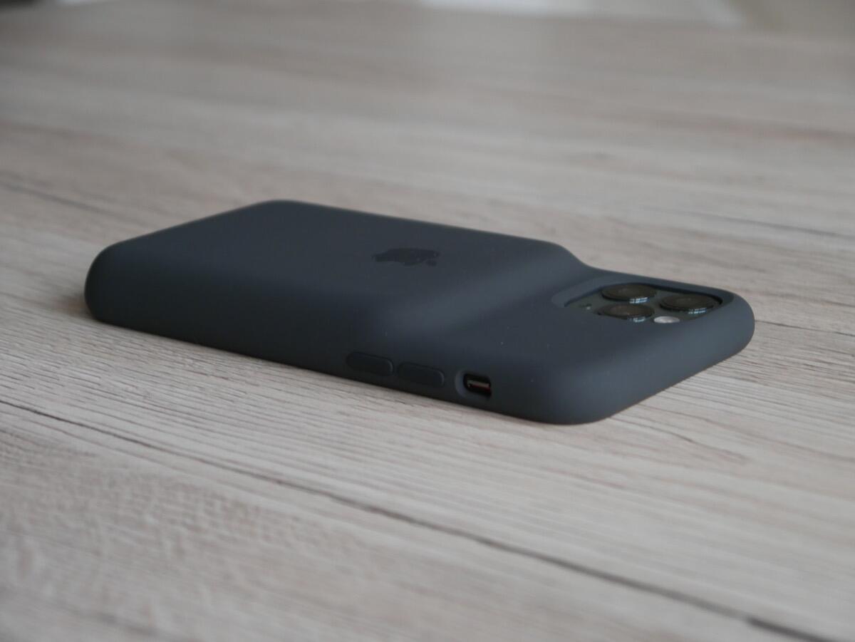 Apple Iphone 11 Pro Smart Battery Case Test5