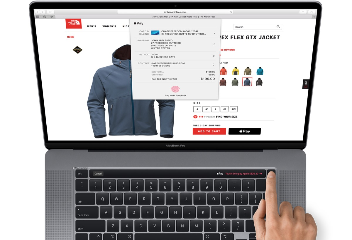 Apple Macbook Pro 16 Zoll Leak