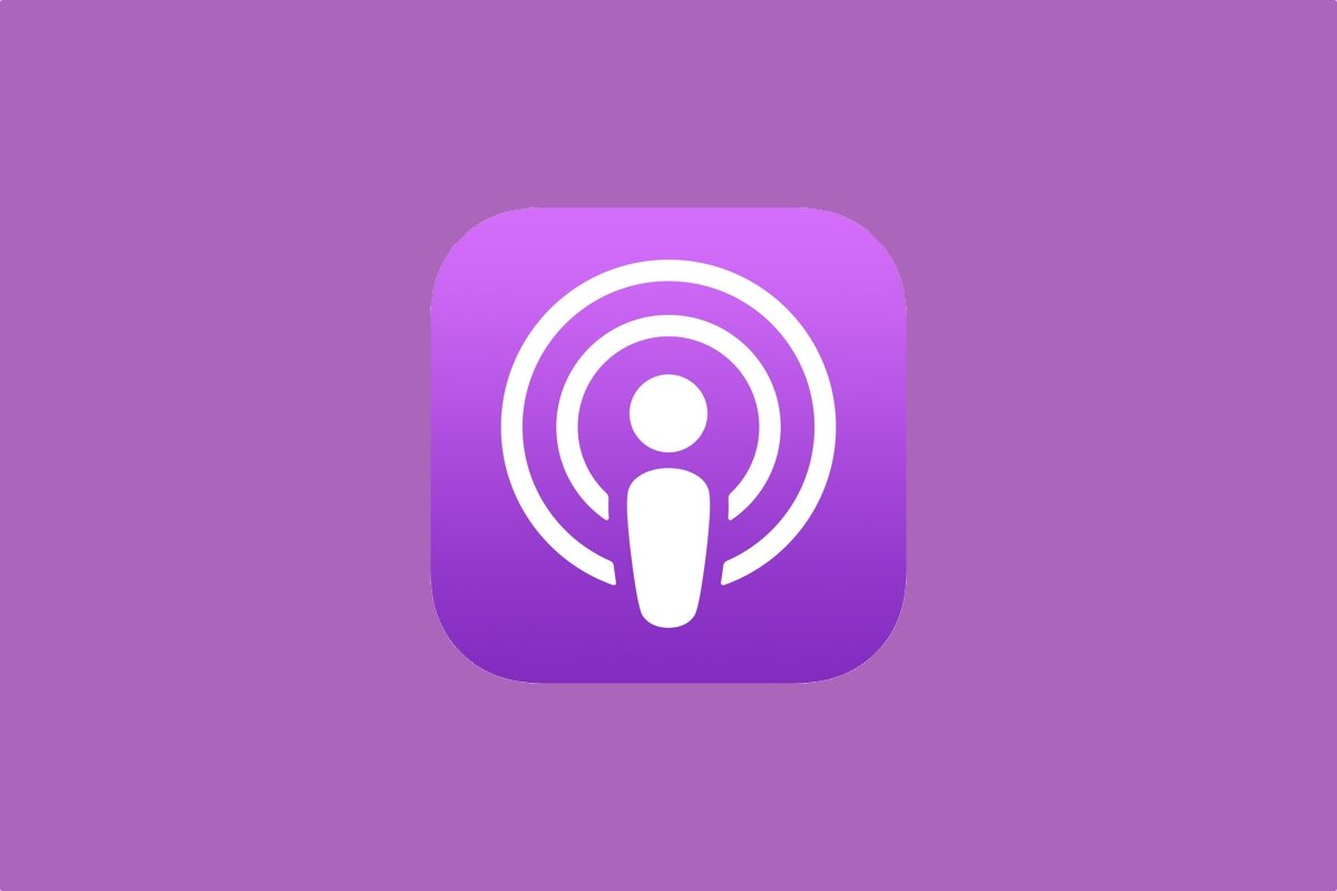 Apple Podcast Icon Header
