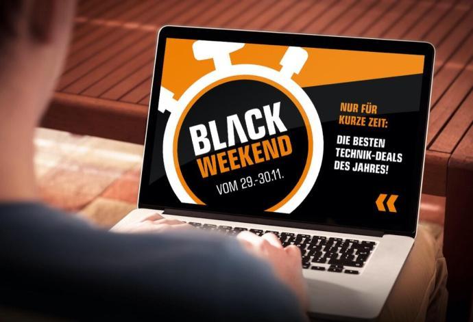Black Weekend Saturn