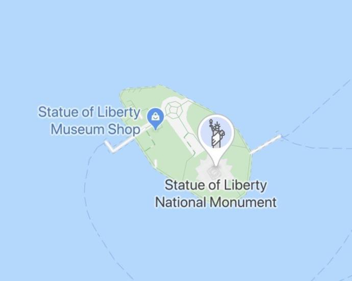 Google Maps New York Icon