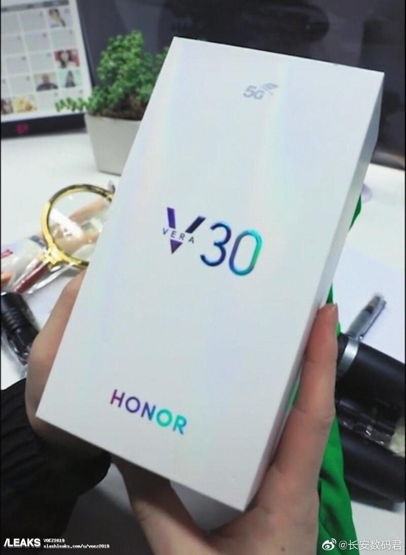 Honor V30 Box Leak