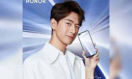 Honor V30 Teaser