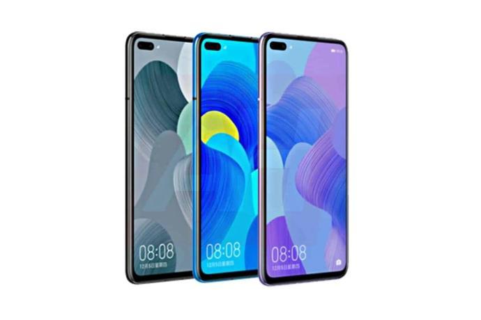 Huawei Nova 4g Leak
