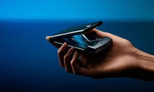Motorola Razr Mittel