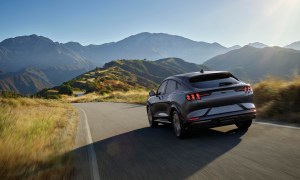 All New Mustang Mach E