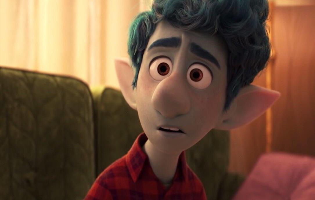 Onward Disney Pixar