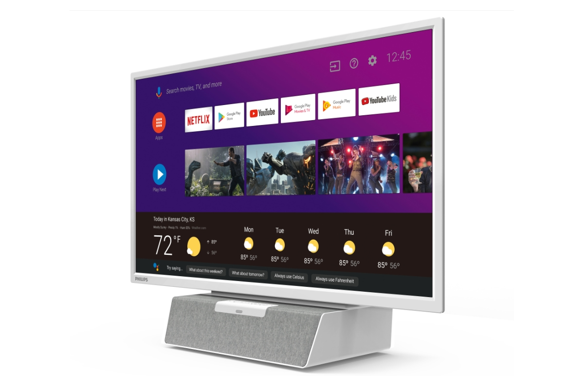 Philips Android Tv Header