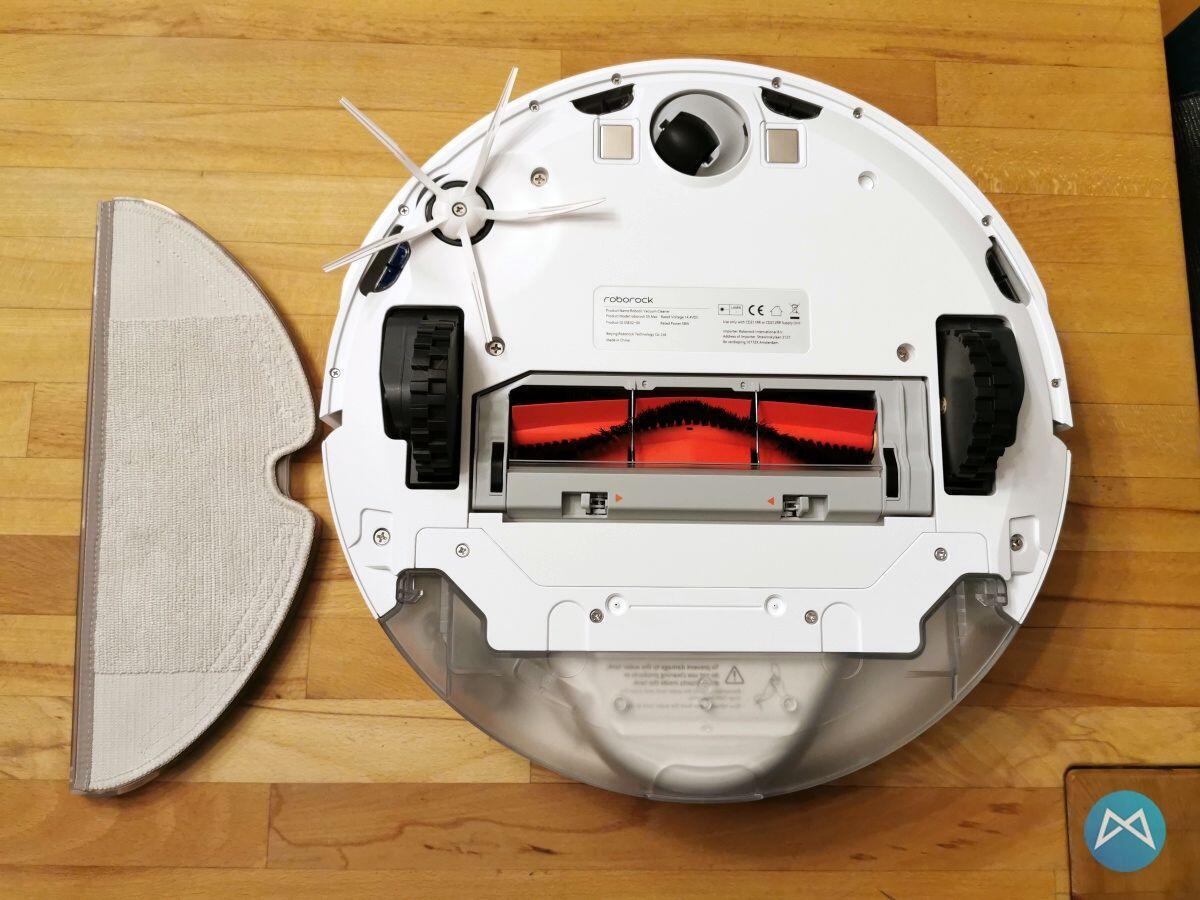 Roborock S5 Max Microfasertuch