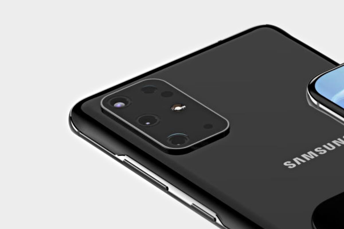 Samsung Galaxy S11 Leak Kamera