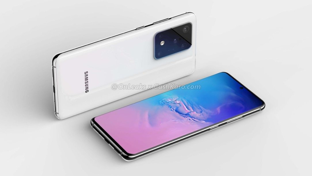Samsung Galaxy S11 Plus Leak1