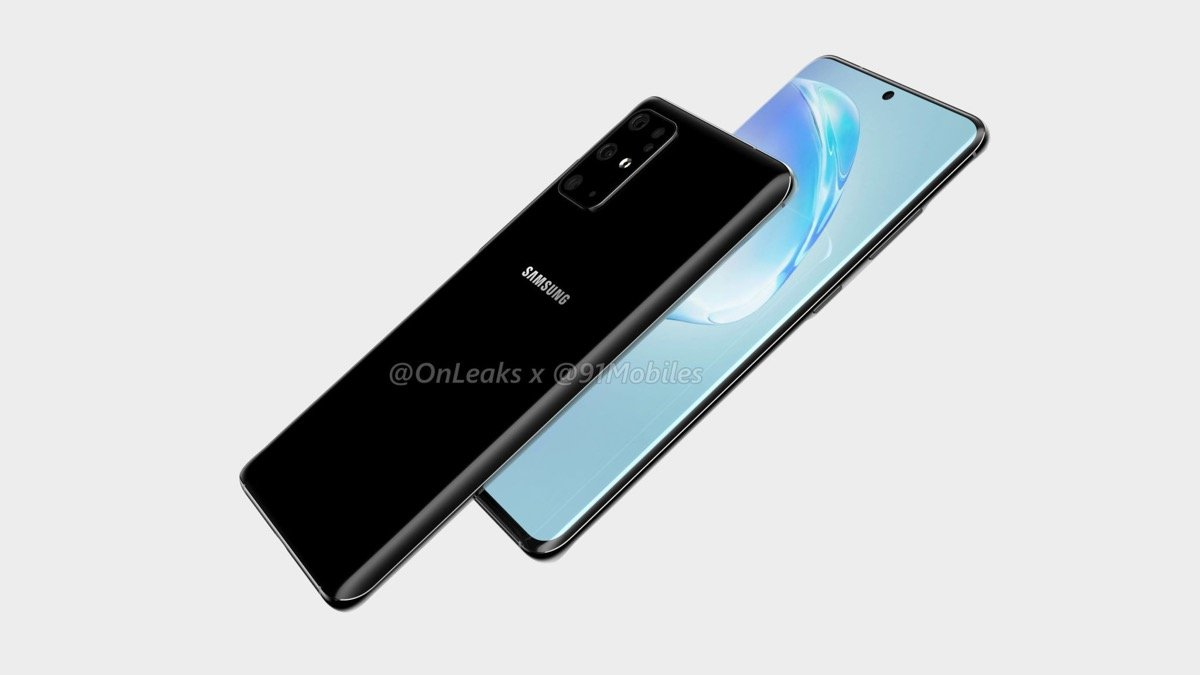 Samsung Galaxy S11 Render1