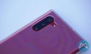 Samsung Note 10 5g Kamera Case