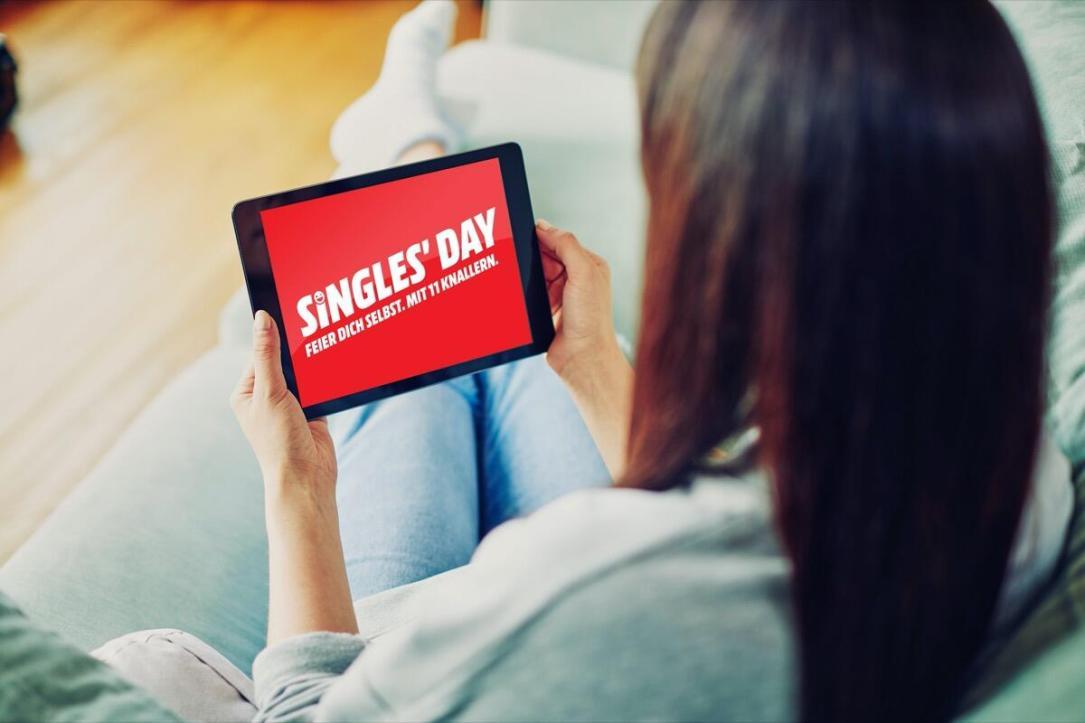 Singles Day Bei Mediamarkt