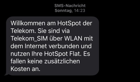 Telekom Hotspot Penny