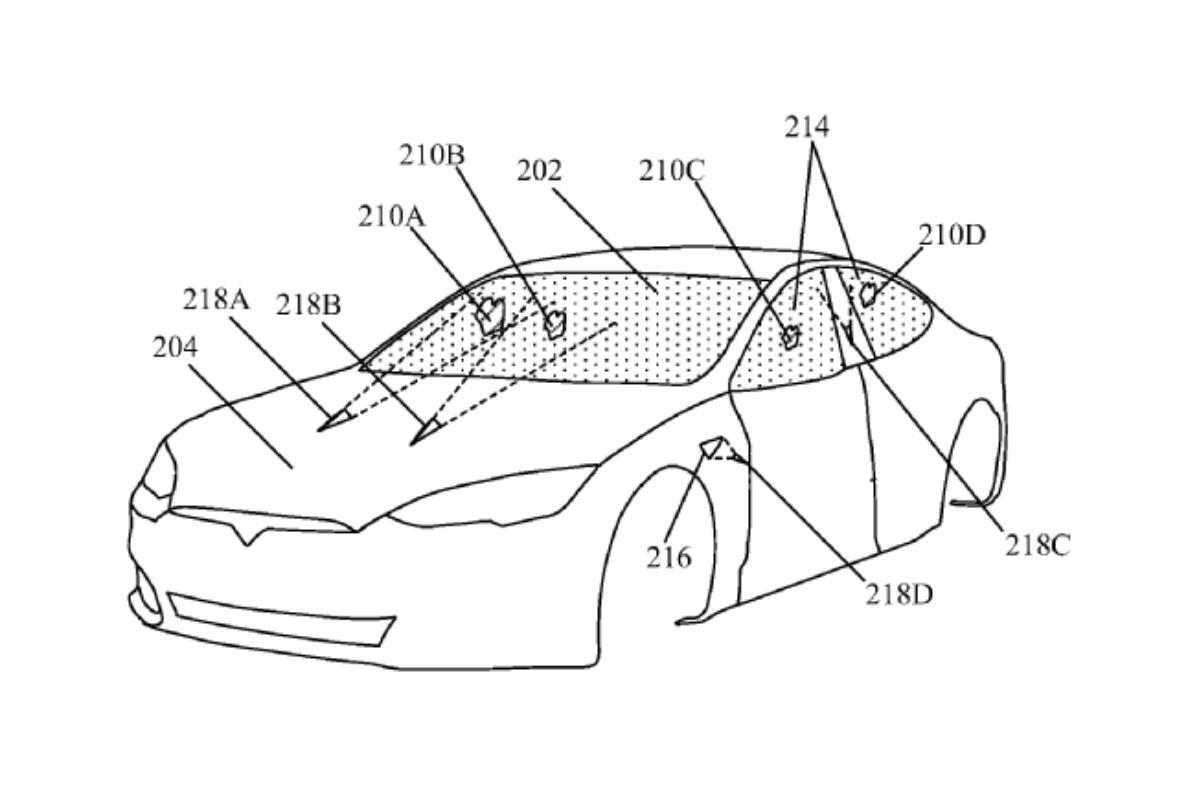 Tesla Patent Laser