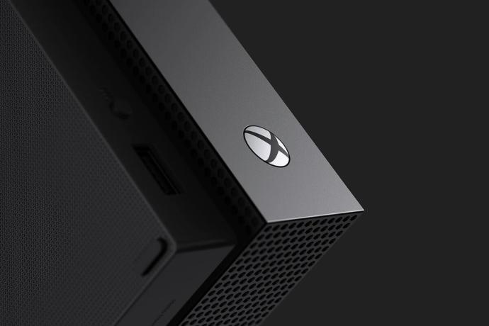 Xbox Header