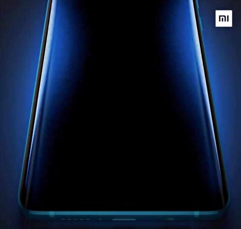 Xiaomi Mi Note 10 Seite Leuchtet