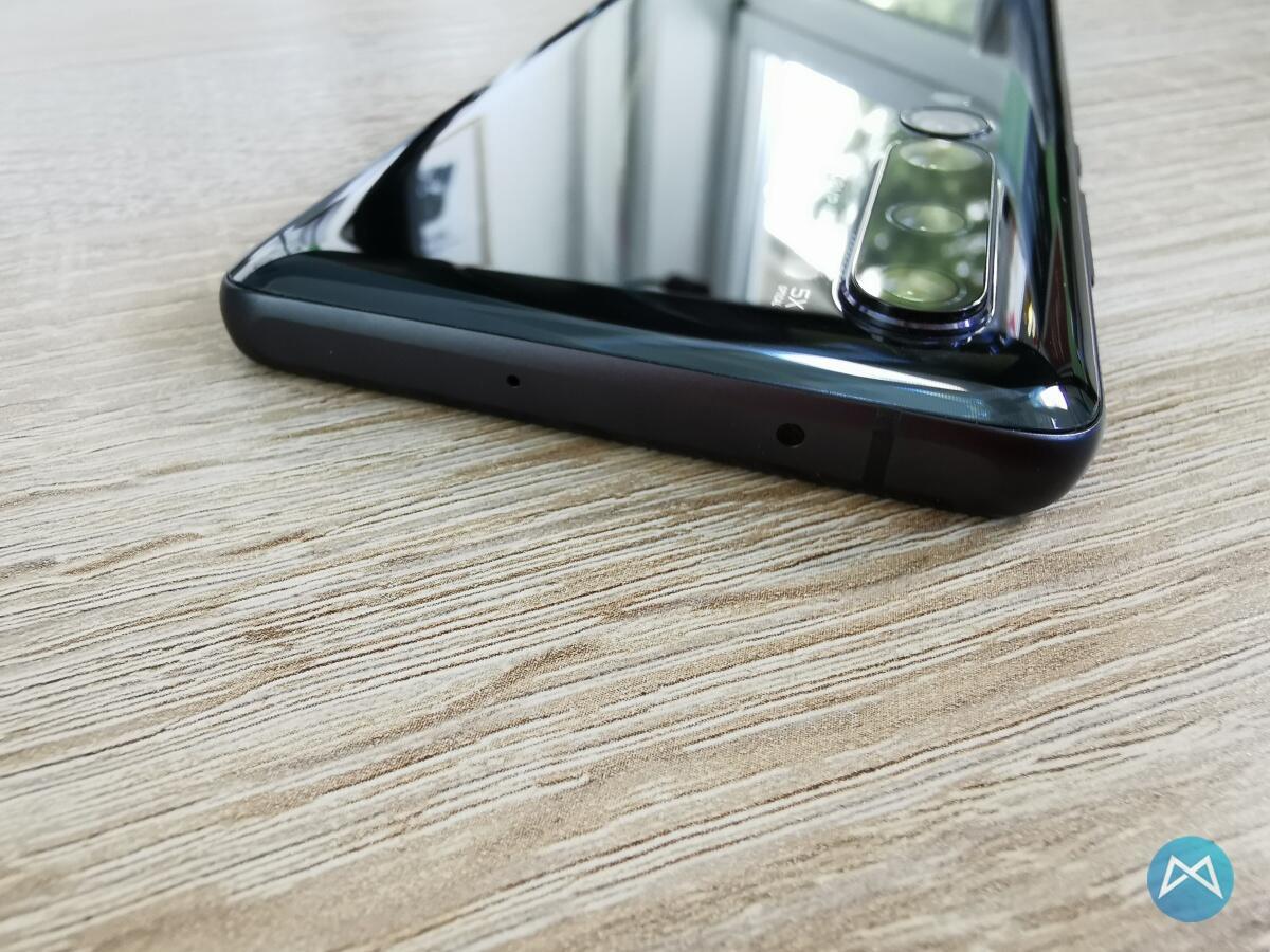 Xiaomi Note 10 Oberseite Ir Und Mikrofon