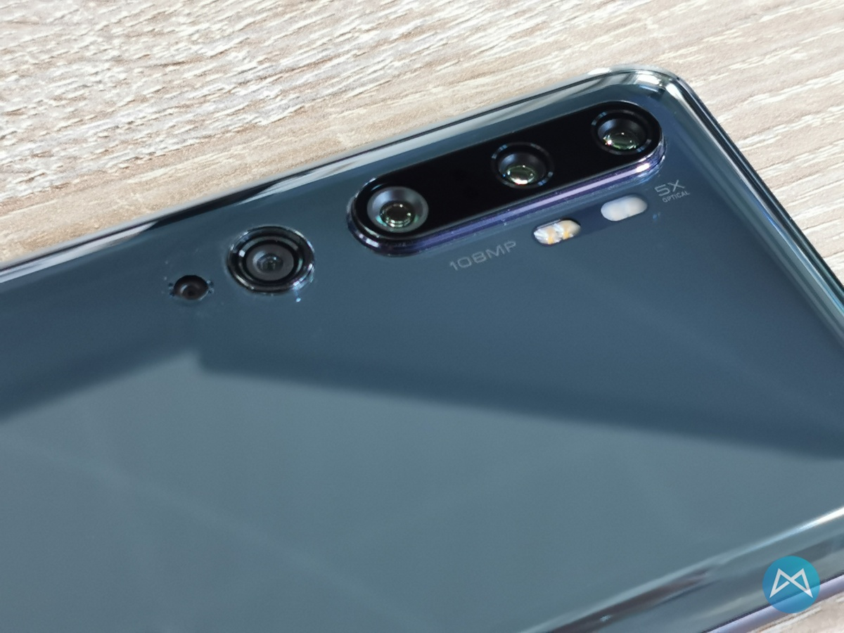 Xiaomi Note 10 Rueckseite Kameras 2