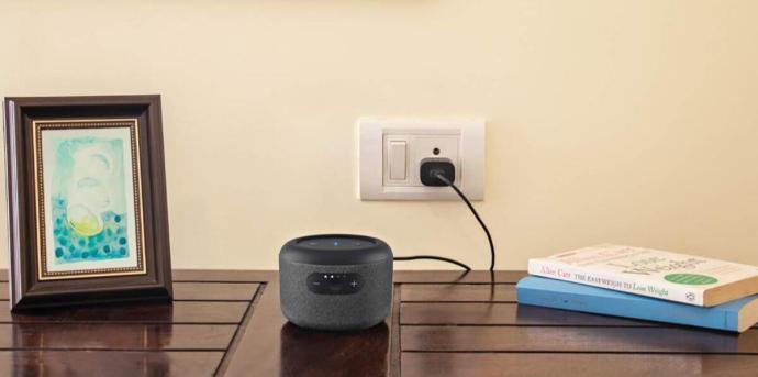 Amazon Echo Input Portable Stromkabel